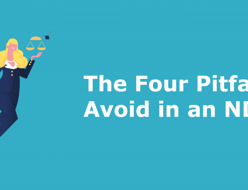 The Four Pitfalls to Avoid in an NDA