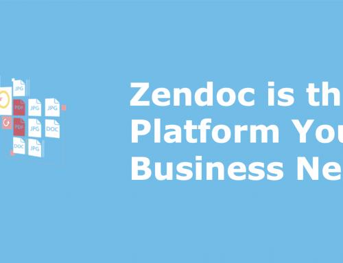 Zendoc is the AI Platform Your Business Needs
