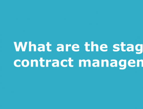 What Are the Stages of Contract Management